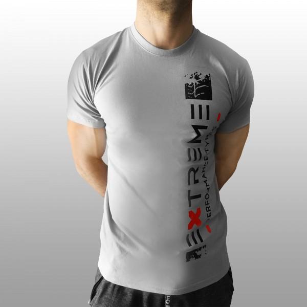 T-Shirt Extreme VR2 - Grau