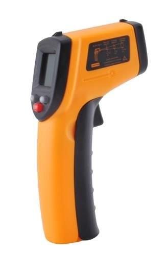 Infrarot Thermometer Digital IR mit Laser -50°C bis ca. 380°C